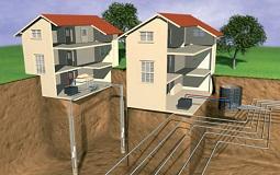 Energía geotermica