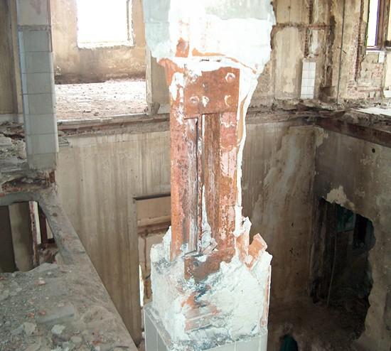 Grados de corrosion