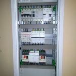 Cuadro electrico para el control de pozo,riego, deposito y grupo de presión