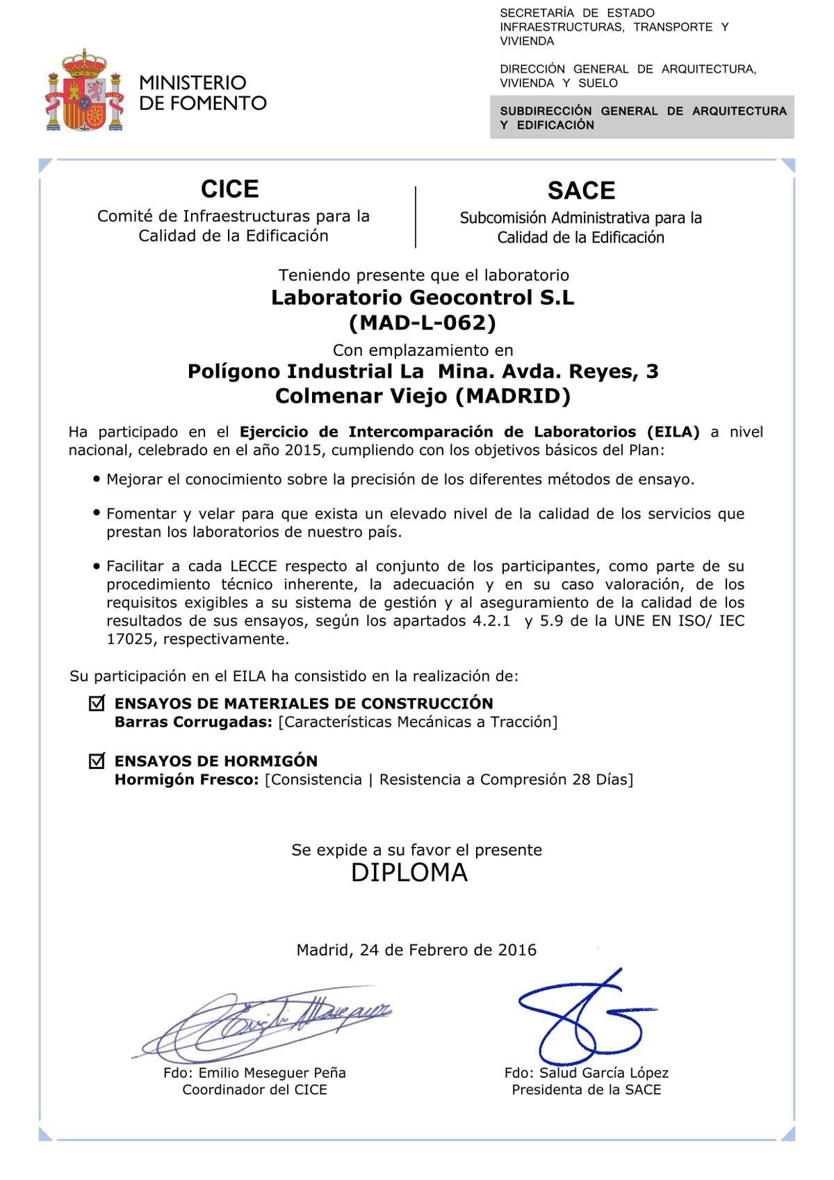 Diploma Eila 2015